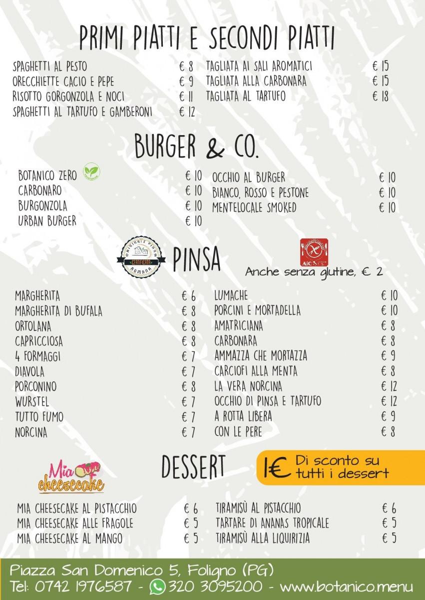 Hamburger Pizza e Cibo da Asporto Foligno
